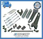 Pro Comp K4039B/K4039BP/K4039BMX/K4039BMXR 6'' Lift Stage II w/Blocks/Add-A-Leafs Fits 4WD