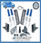 Pro Comp K4106B 6'' LIFT Stage I w/Rear Blocks Fits Fits 2WD