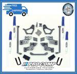 Pro Comp K5055B 4'' Stage II Lift Kit w/ Rear 2.5 U-Bolts & ES Shocks Fits 4WD
