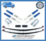 Pro Comp K1012 Suspension K1012 2.5'' Lift Kit Fits 4WD