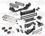 Pro Comp K1083B/K1083BMX 6'' Lift Bracket Kit Fits 2WD