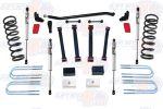 Pro Comp K2067BMX 6'' Lift Short Arm Kit w/Fox Shocks 2006-2008 Ram 2500/3500/1500 Mega Cab Gas Engine 4WD