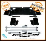 Rubicon Express RE6330 Extreme-Duty Long Arm Suspension Upgrade Kit