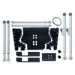 Rubicon Express RE7231 Extreme-Duty Long Arm Suspension Upgrade Lift Kit