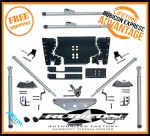 Rubicon Express RE7530 Extreme-Duty Long Arm Rear Tri-Link Suspension Upgrade Kit