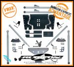 Rubicon Express RE7531 Extreme-Duty Long Arm Rear Tri-Link Suspension Upgrade Kit