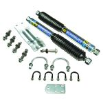 Superlift 92714 Dual Steering Stabilizer Kit w/ SS series shocks