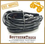 Southern Truck 79901 Light Bar Harness/Switch Round Connector