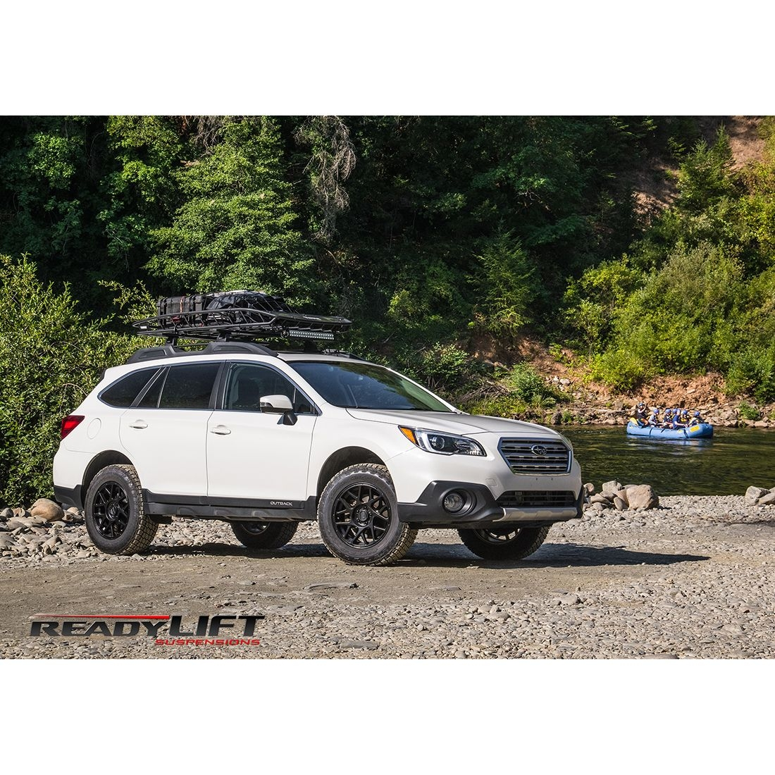 Subaru Outback Lift Kit >> Readylift 2 0 Sst Lift Kit